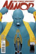 Namor The First Mutant (2010 Marvel) 9
