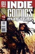 Indie Comics Magazine (2011 Aazurn Publishing) 2