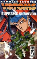 Armored Trooper Votoms Supreme Survivor TPB (1997) 1-1ST