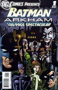 DC Comics Presents Batman Arkham (2011) 1