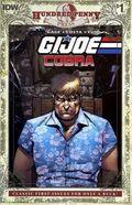 GI Joe Cobra 100 Penny Press Edition (2011 IDW) 1
