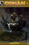 Conan Frazetta Cover Collection (2007) 7