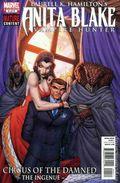 Anita Blake Circus of the Damned Ingenue (2011 Marvel) 4