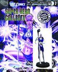 DC Comics Blackest Night Figurine Collection (2011 Eaglemoss) Magazine and Figure #007