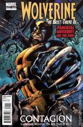 Wolverine The Best There Is Contagion (2011 Marvel) 1