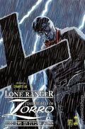 Lone Ranger The Death of Zorro (2011 Dynamite) 2A