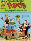 Adventures of Popeye the Sailor TPB (1977-1978) 3-1ST