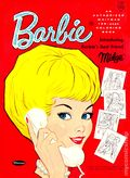 Barbie Coloring Book Introducing Midge SC (1962 Whitman) 1-1ST