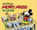 Mickey Mouse in Color HC (1988 Pantheon) 1-1ST