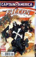 Captain America and Falcon (2011 Marvel) 1B
