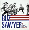 Buz Sawyer HC (2011-2016 Fantagraphics) By Roy Crane 1-1ST