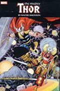 Thor Omnibus HC (2011 Marvel) By Walter Simonson 1st Edition 1A-1ST
