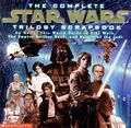 Complete Star Wars Trilogy Scrapbook SC (1997 Scholastic Press) 1-1ST