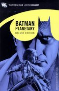 Batman/Planetary HC (2011 DC) Deluxe Edition 1-1ST