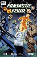 Fantastic Four HC (2010-2012 Marvel) By Jonathan Hickman 4-1ST
