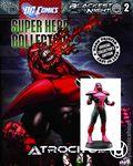 DC Comics Blackest Night Figurine Collection (2011 Eaglemoss) Magazine and Figure #002