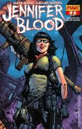 Jennifer Blood (2011 Dynamite) 2D