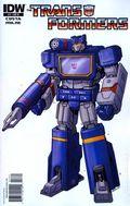 Transformers (2009 IDW) 17C