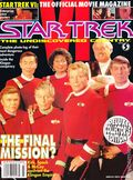 Star Trek VI: The Undiscovered Country Movie Mag 1991