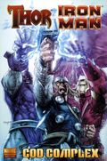 Thor/Iron Man God Complex HC (2011 Marvel) 1-1ST