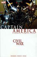 Civil War Captain America TPB (2007 Marvel) 1-REP