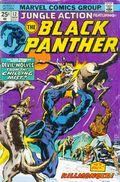 Jungle Action (1972 Marvel) Mark Jewelers 12MJ