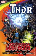 Thor The Lost Gods TPB (2011 Marvel) 1-1ST