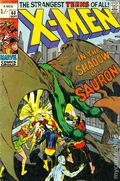 Uncanny X-Men (1963 1st Series) UK Edition 60UK