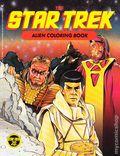 Star Trek Alien Coloring Book (1986) 1-1ST