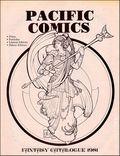 Pacific Comics Catalog 15