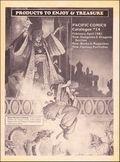 Pacific Comics Catalog 14