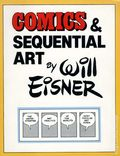 Comics and Sequential Art SC (1985 Poorhouse Press/Eclipse) By Will Eisner 1st Edition 1-REP