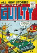 Justice Traps The Guilty Album (c. 1950) UK 1