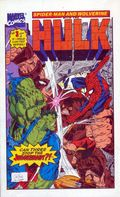 Spider-Man and Wolverine Mini-Comic Set (1993) 0B