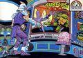Teenage Mutant Ninja Turtles Jigsaw Puzzle (1987) P-8016