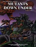 Mutants Down Under SC (1988 TMNT RPG Sourcebook) 1-1ST