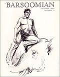 Barsoomian (1952) Fanzine 3R