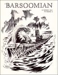 Barsoomian (1952) Fanzine 6R
