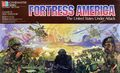 Fortress America Board Game (1987 1st Edition) ITEM4624