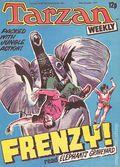 Tarzan Weekly (1977 Byblos) UK Magazine 19771015