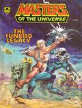 Masters of the Universe The Sunbird Legacy SC (1983 Western Publishing) A Golden Book #11362