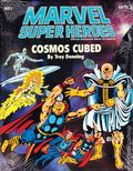 Marvel Super Heroes RPG: Cosmos Cubed (1988 TSR) Official Advanced Game Accessory 6879-1ST