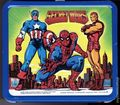 Secret Wars Lunch Box (1984 Marvel) BOX-01