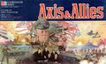 Axis and Allies Board Game (1984 1st Edition) ITEM4423