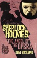 Further Adventures of Sherlock Holmes The Angel of the Opera SC (2011 Novel) 1-1ST