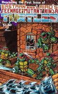 Teenage Mutant Ninja Turtles (1984) 1-4TH