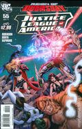 Justice League of America (2006 2nd Series) 55B