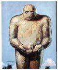 Concrete Art Print (1986 Dark Horse) PRINT-01