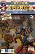Captain America Comics 70th Anniv Edition (2011) 1B