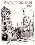 Barsoomian (1952) Fanzine 5R